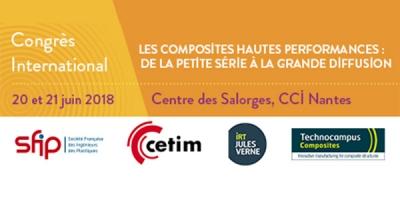 Technocampus s'associe à la SFIP pour le congrès international des Composites hautes performances