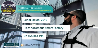 Technocampus Smart Factory - Nouvelle offre de services