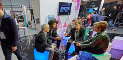 [22-24 mars] Technocampus Smart Factory, Creasynth et Virtualys présents au salon Laval Virtual