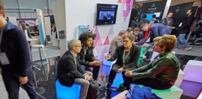 [22-24 mars] Technocampus Smart Factory, Creasynth et Virtualys présents au salon Laval Virtual