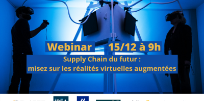 "Webinar : ""Supply Chain du futur""  15 décembre 2020"