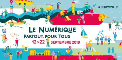 Saint Nazaire Digital Week au Technocampus Smart Factory 2019